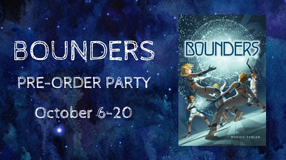 Bounders Preorder Party 10.15
